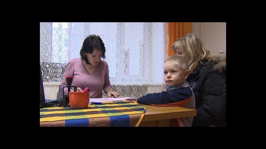 Video Pracovnice finančního úřadu Dagmar Šneweisová o mobilní kanceláři