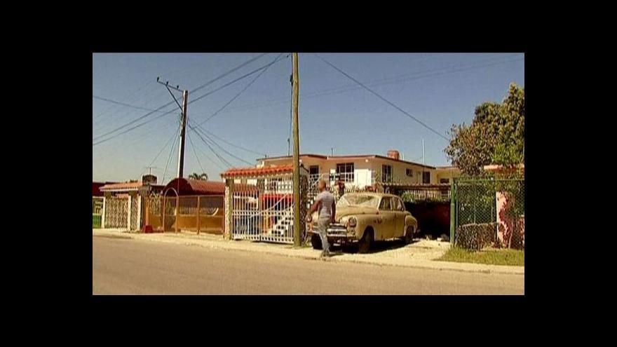 Video Kubánské nemovitosti