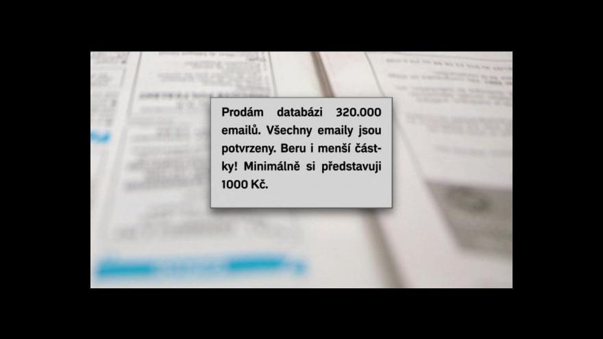 Video E-mailová reklama