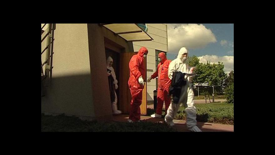 Video Z Dukovan naoko unikne radiace. Začíná cvičení pro 1600 lidí