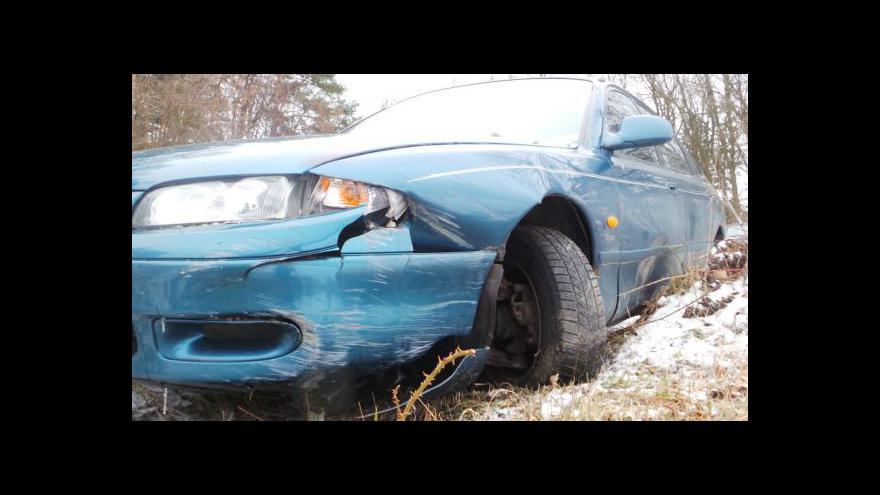 Video No comment: Dnešní nehody na jihu Moravy