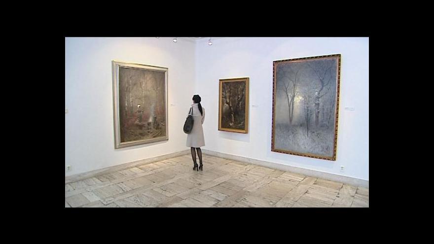 Video Výstava československé secese v Bratislavě