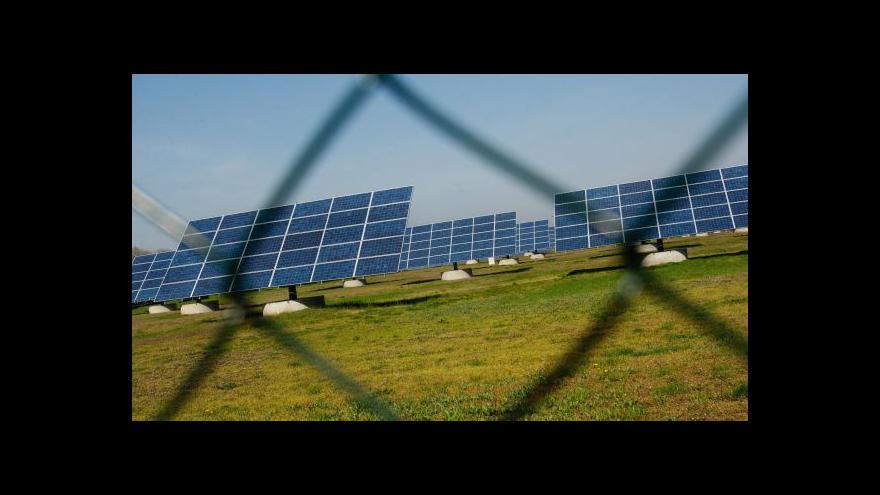 Video Solární obchody ČEZu a Amun.Re