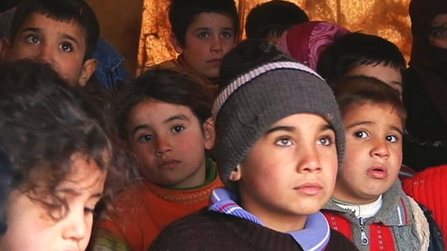 Video 90' ČT24 - Pomoc pro válečné sirotky v Sýrii