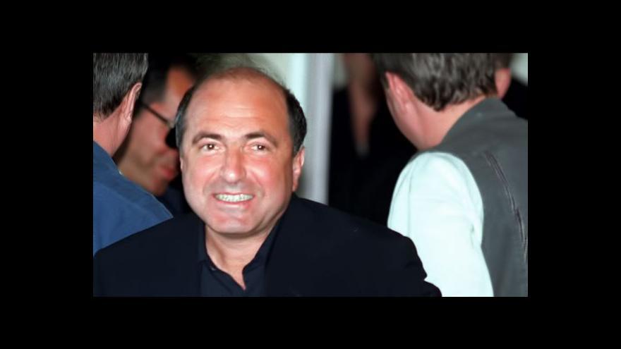 Video V Británii zemřel ruský miliardář Berezovskij