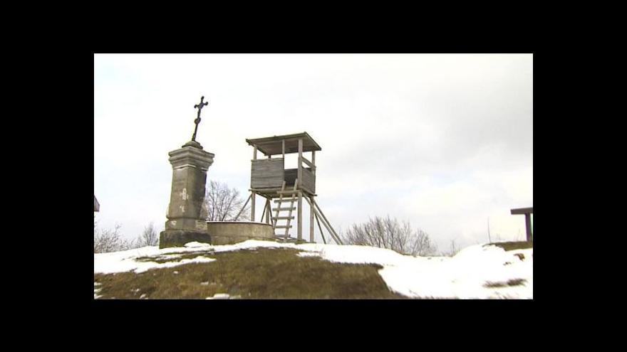 Video Jan Stuchlík o rozhledně nad Růžovou