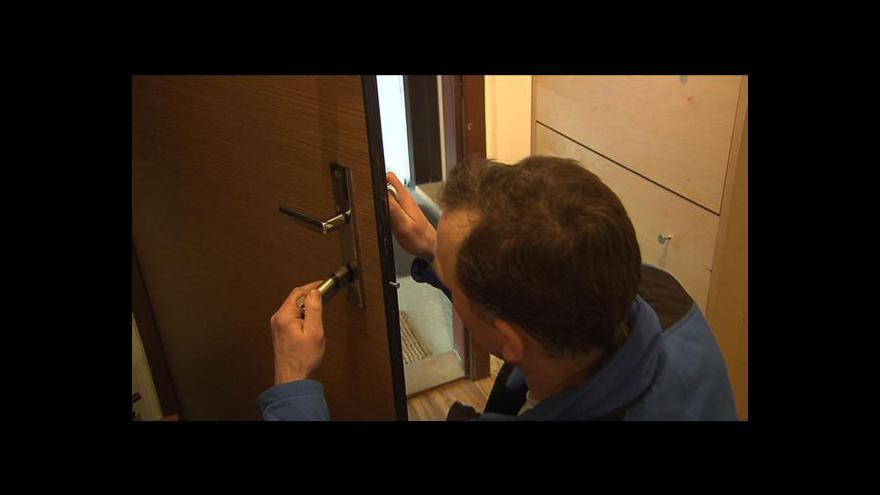 Video Zabezpečení domu proti zlodějům tématem Událostí