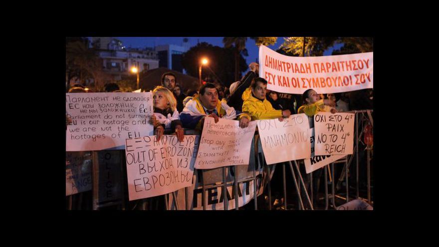 Video Solidární fond tématem Událostí, komentářů