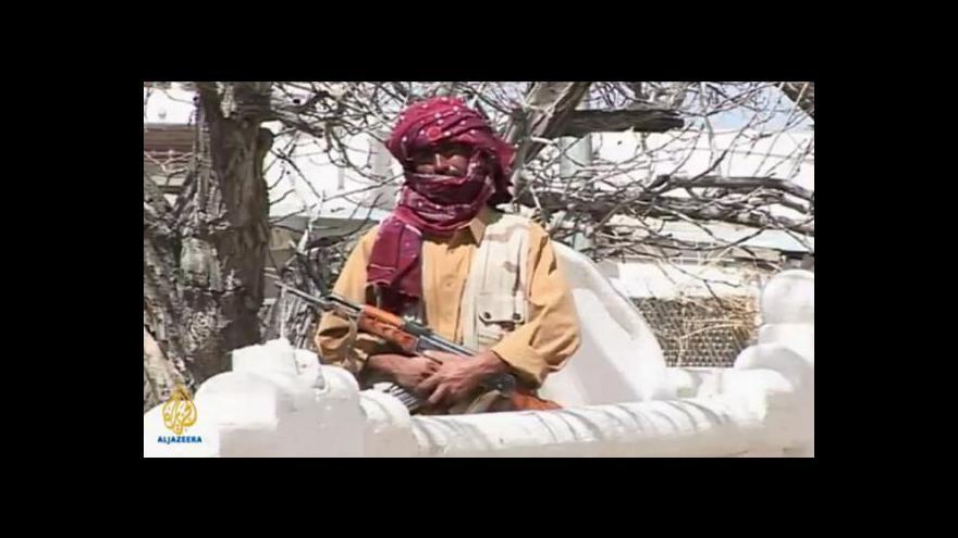 Video MZV o únosu Češek v Pákistánu