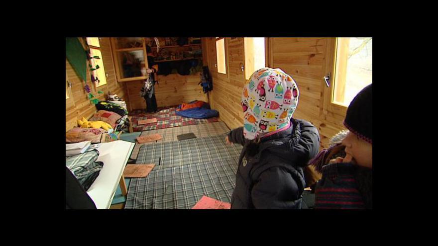 Video Ivan Lukáš o lesních školkách