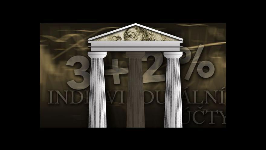 Video Zájem o druhý pilíř podle fondů poroste