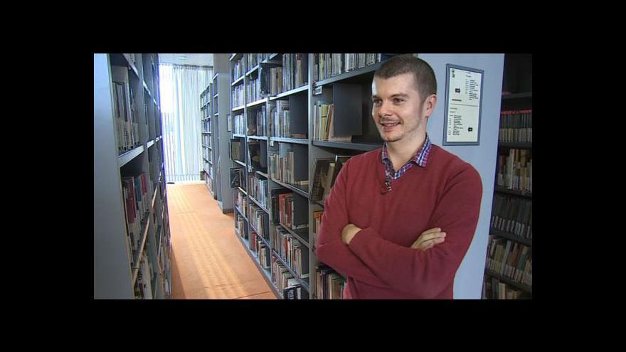 Video Goran Djuric hovoří o práci v brněnském call centru