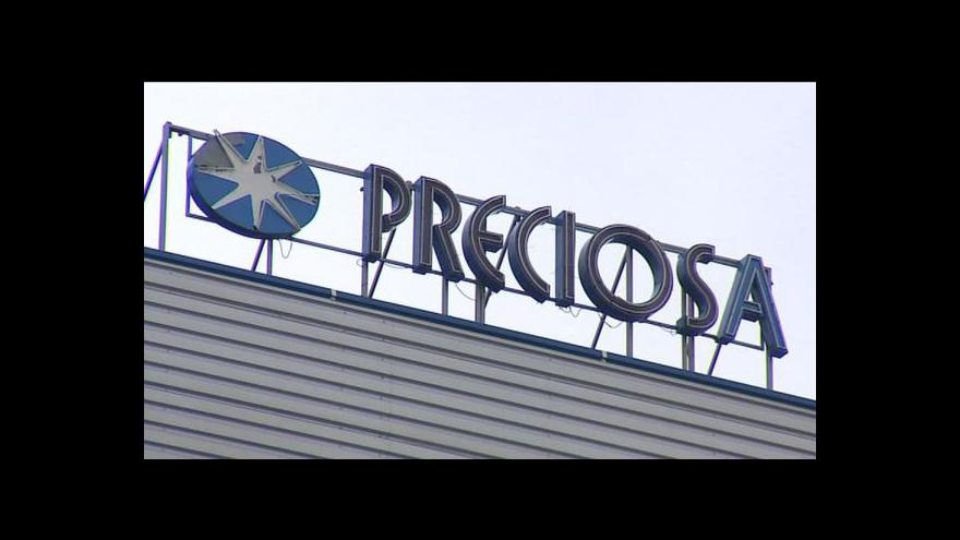 Video Michal Jemelka o propouštění v Preciose