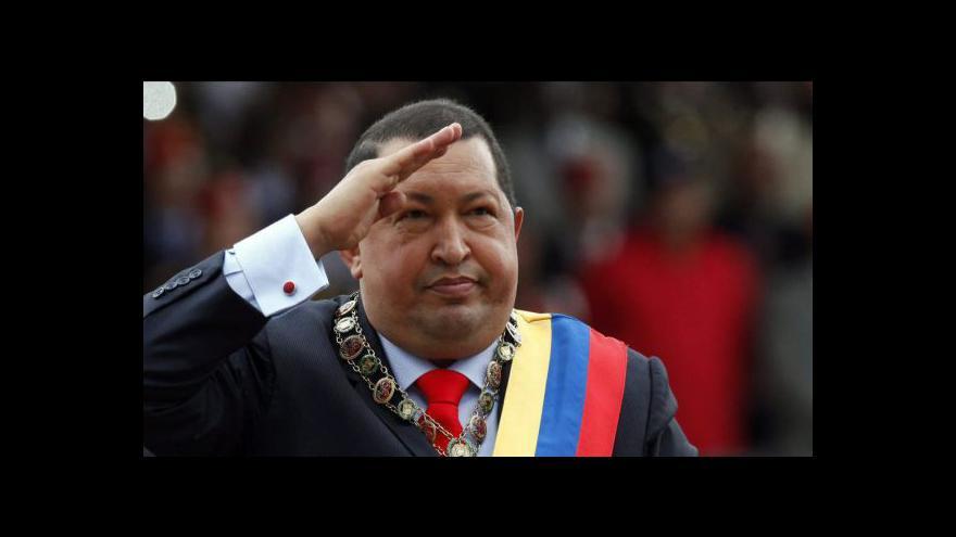 Video Ve Venezuele chybí běžné zboží