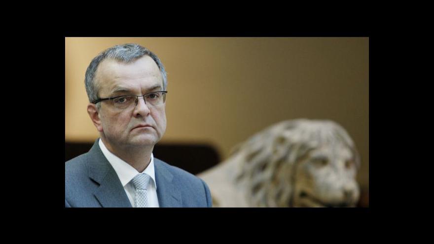 Video Miroslav Kalousek o korekcích ROP Severozápad