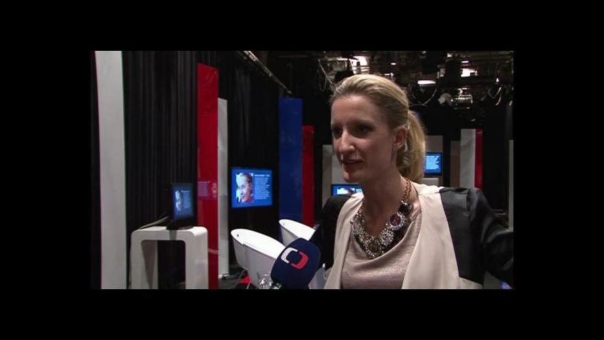 Video Moderátorka Adéla Banášová o pořadu Celnice