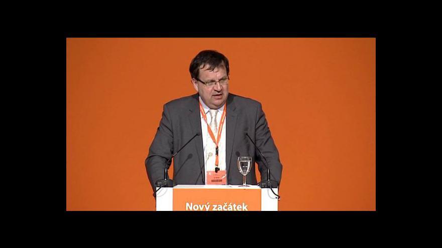 Video Osud Jana Mládka rozřeší Bohuslav Sobotka