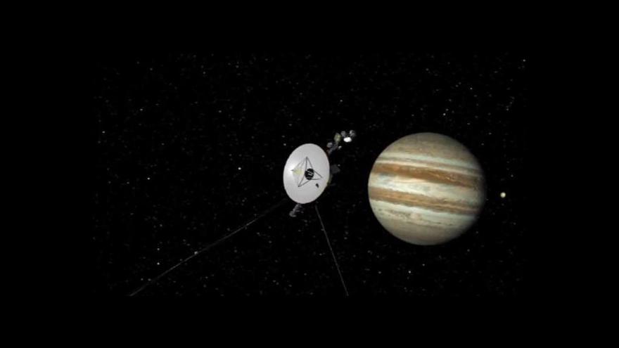 Video Voyager 1 se blíží hranici sluneční soustavy