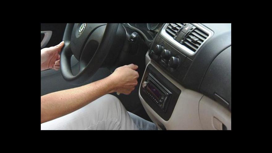 Video Řidiče čeká přezkoušení