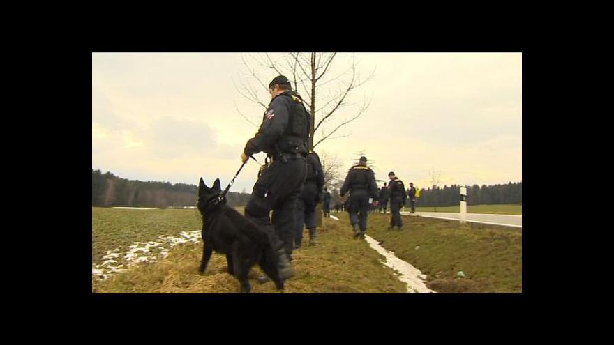 Video Kristina Vrkočová o pátrací akci