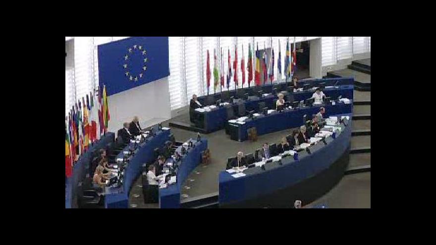 Video Telefonát europoslance Jana Zahradila
