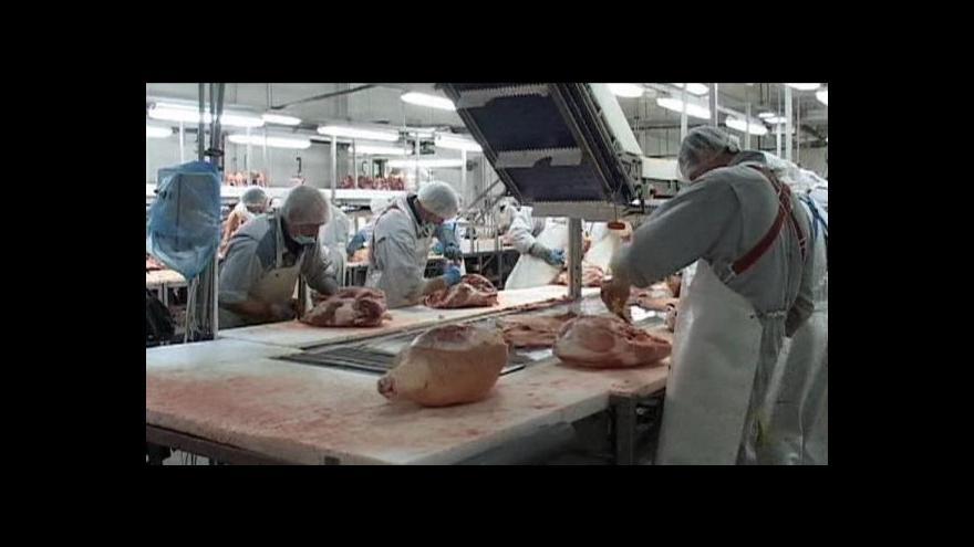 Video Další potravinářský skandál