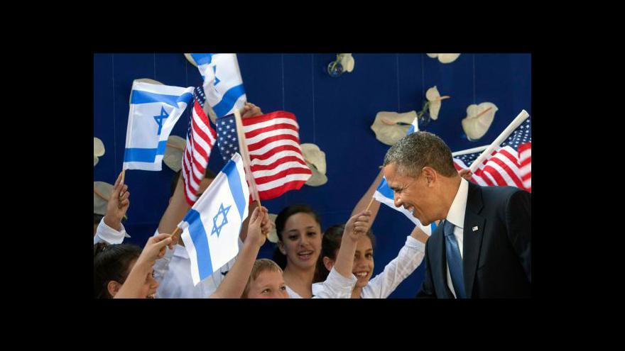Video USA v otázce íránského jádra upřednostňují diplomacii