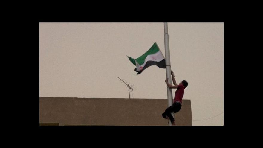 Video Některé země NATO prý zvažují zásah v Sýrii