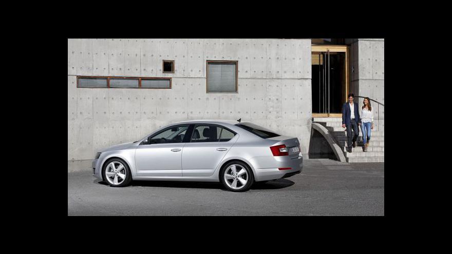 Video Škoda Octavia pomohla firmě k rekordním prodejům