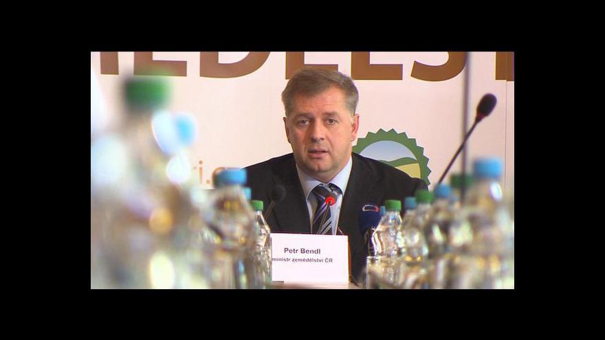 Video Komentář Petra Bendla