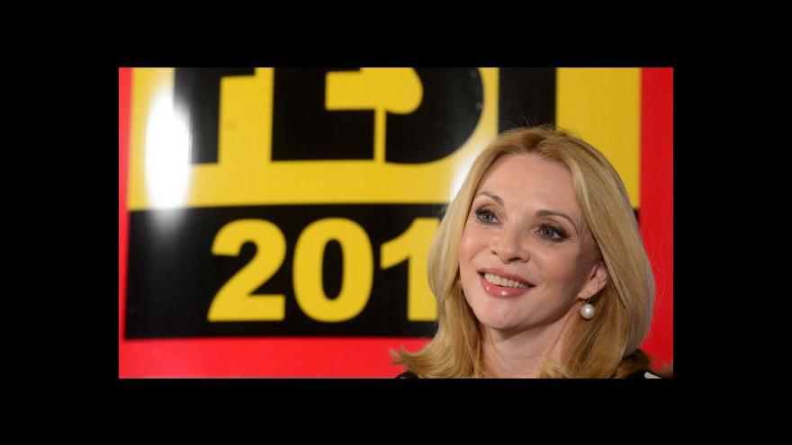 Video Rozhovor se Zdenou Studenkovou