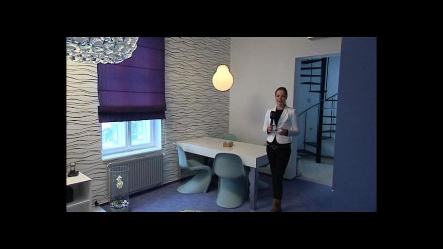 Video Pohled do zrekonstruované vily Eugen