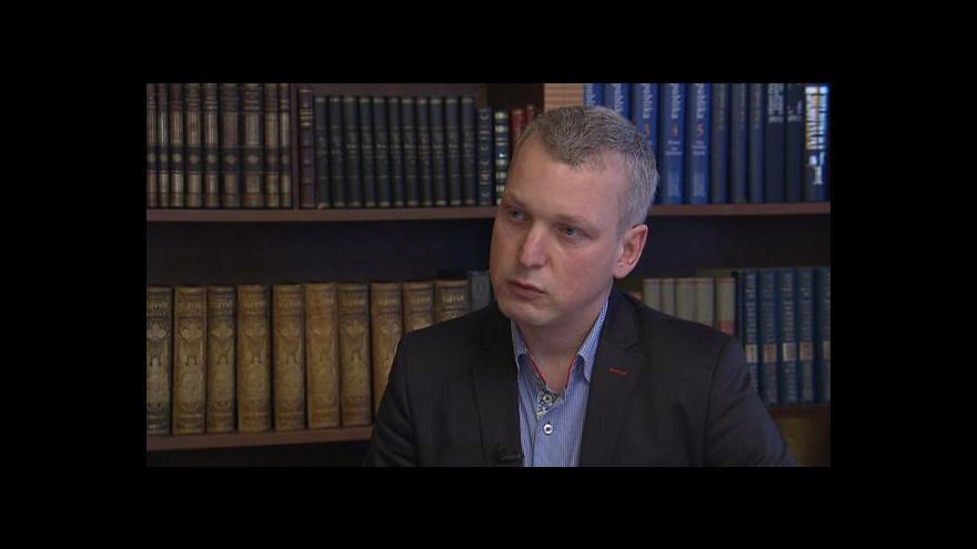 Video Rozhovor s Martinem Hausenblasem