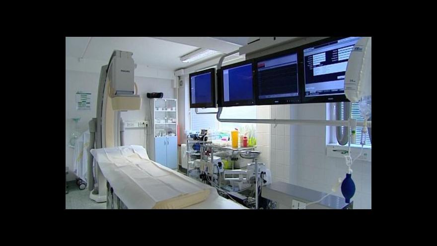 Video I nemocnice na Karlovarsku se potýkají s nedostatkem peněz