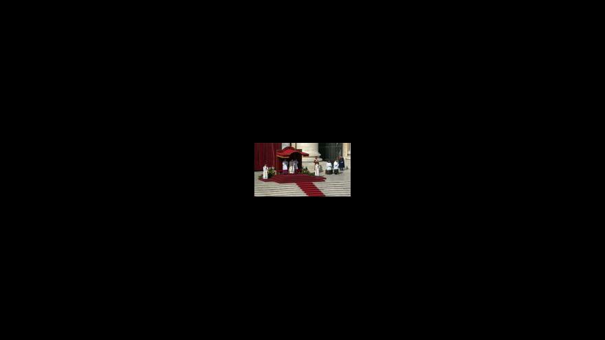 Video Inaugurační mše papeže Františka