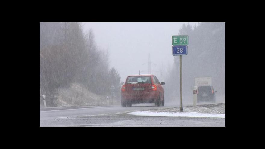 Video Díky semaforům bude křižovatka u Tří věžiček bezpečnější