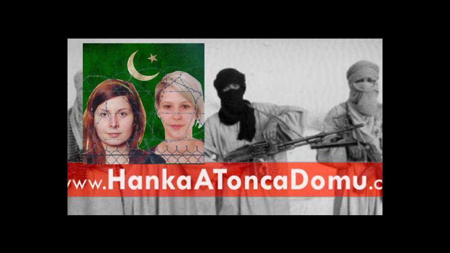 Video Události o unesených Češkách v Pákistánu