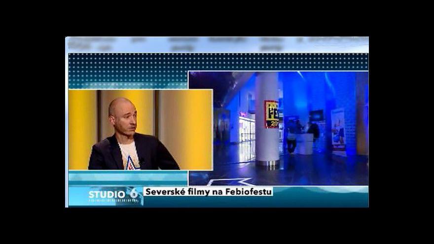 Video Febiofest: Rozhovor s Aku Louhimiesem
