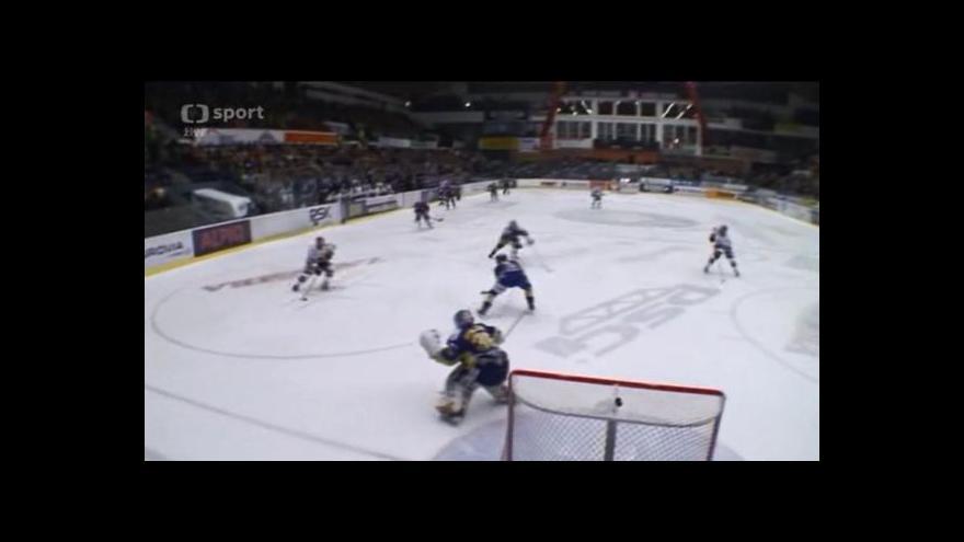 Video Druhá tyčka Vítkovic v zápase