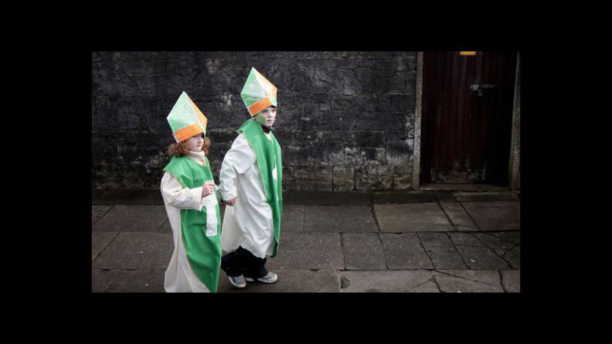 Video Den svatého Patrika