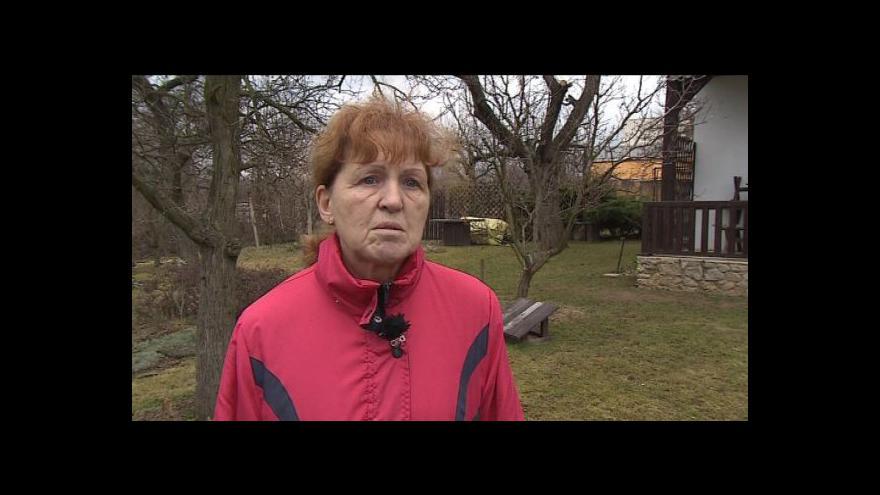 Video Hovoří předsedkyně občanského sdružení Obchvat Lenka Poláková