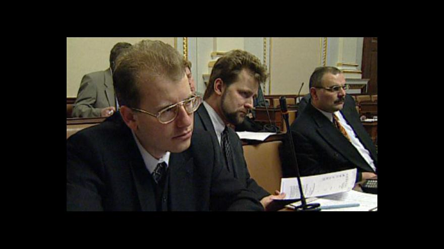 Video Ohlédnutí za působením B. Sobotky v politice