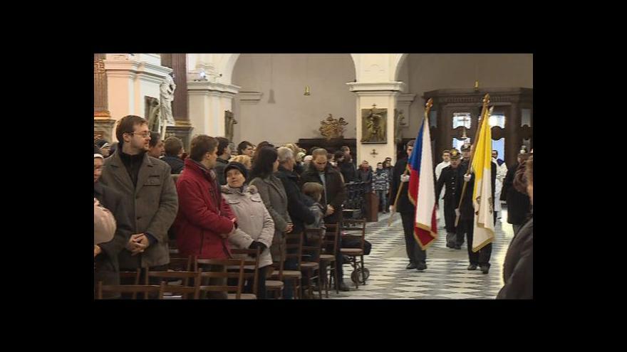 Video No comment: děkovná mše za nového papeže Františka