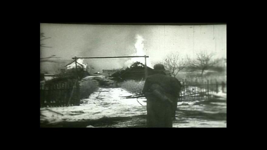 Video Od masakru v Charkově už uplynulo 70 let
