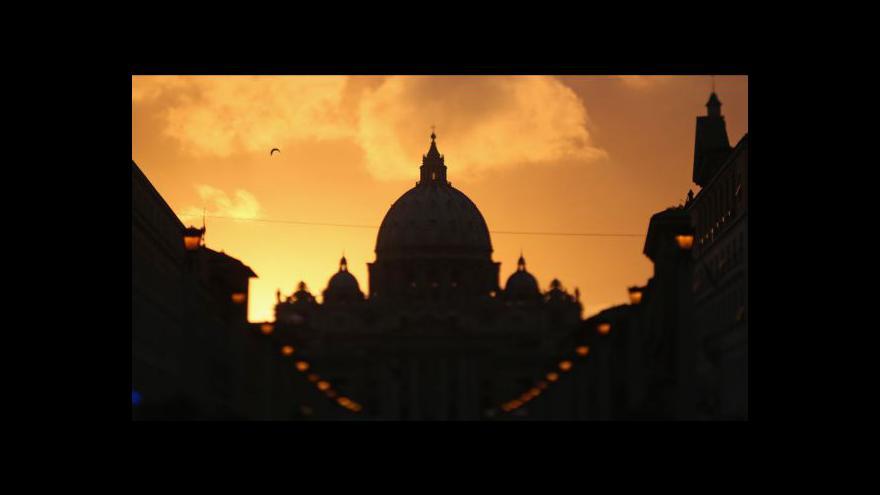 Video Reportáž o papežově programu