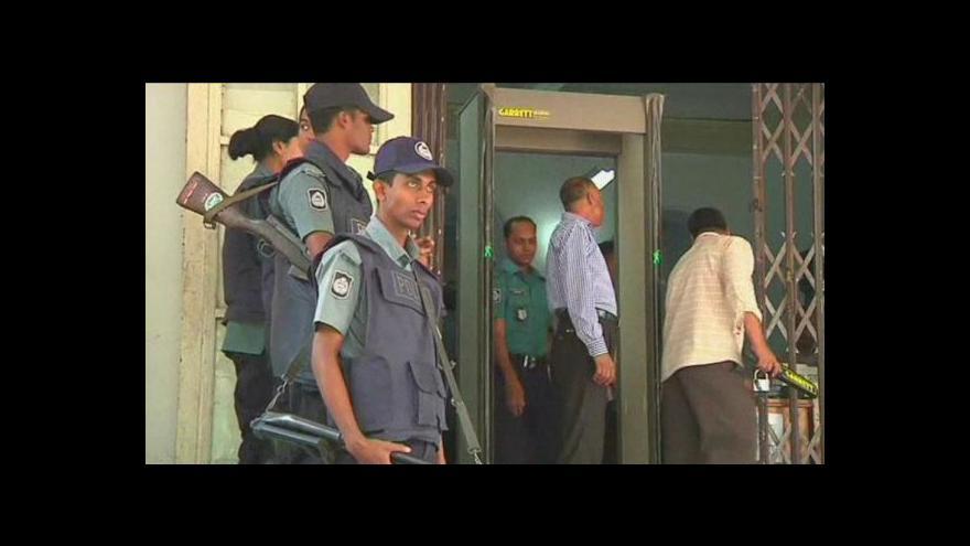 Video Dháka čelí protestům kvůli zvláštnímu procesu s opozičními lídry