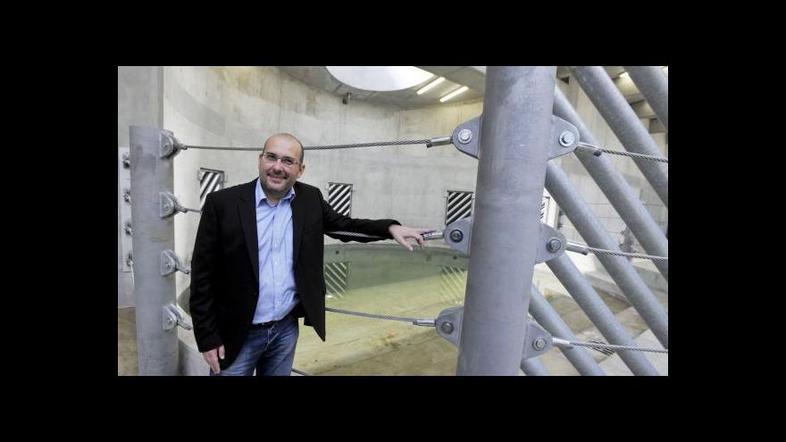 Video Miroslav Bobek k otevření Zakázanky