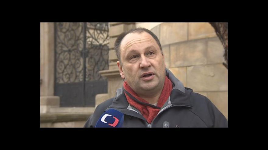 Video Scenárista Luděk Navara o chystaném dokumentu