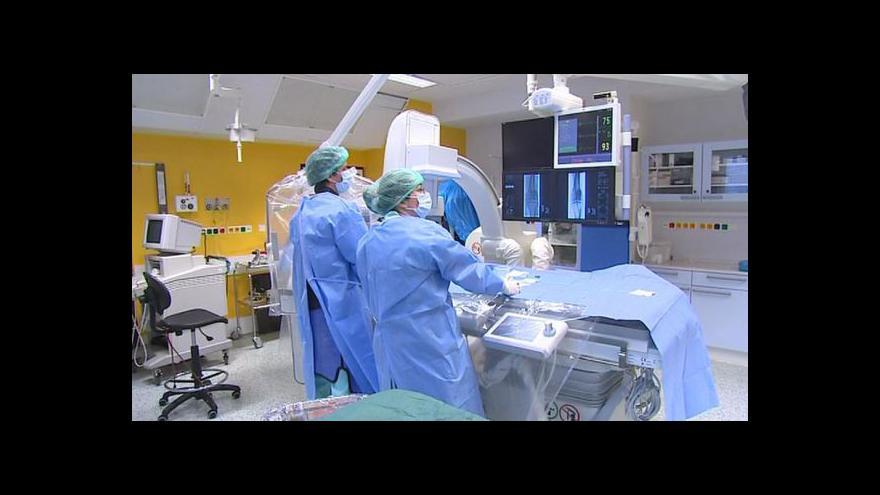 Video Nemocnice Liberec musí šetřit