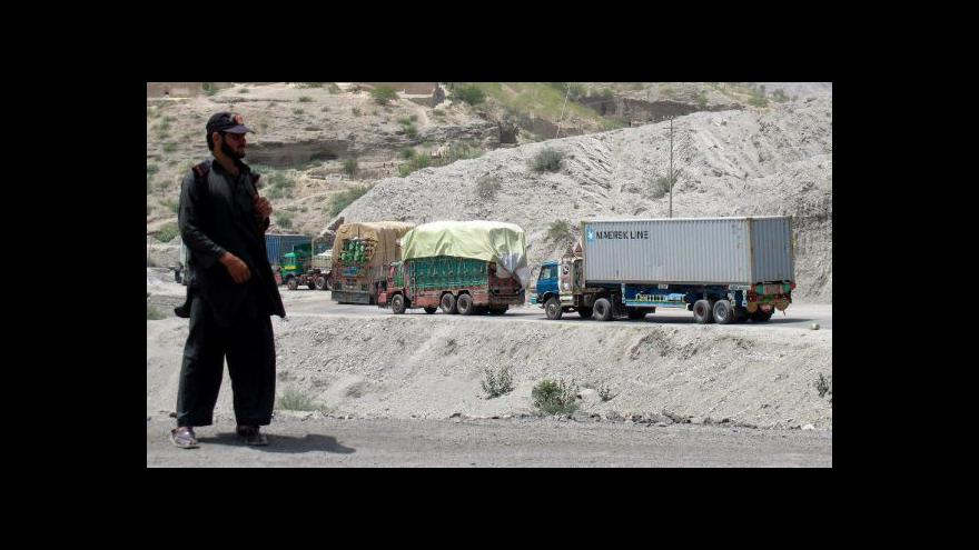 Video Únos Češek v Pákistánu tématem Událostí, komentářů